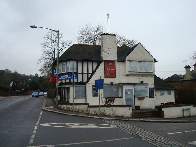 The Flying Scud public house, Earlswood