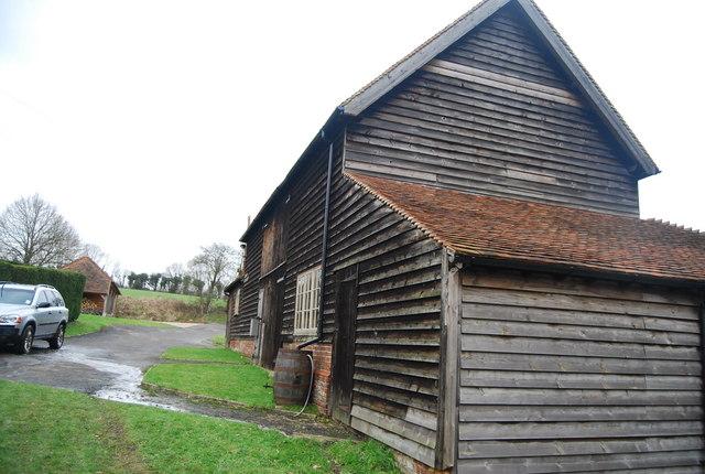 Barn, Tanyard Farm