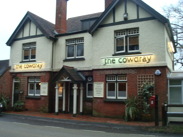 The Cowdray public house, Balcombe