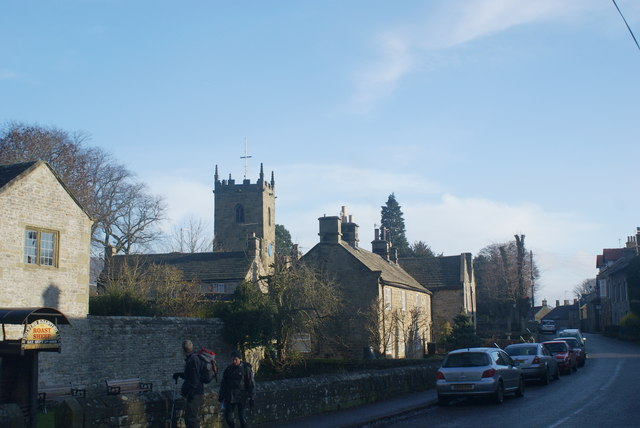 Cottages in Eyam