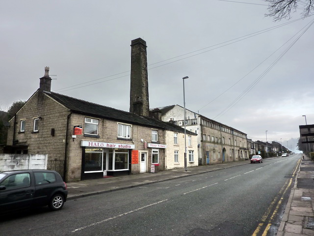Bolton Road West, Ramsbottom