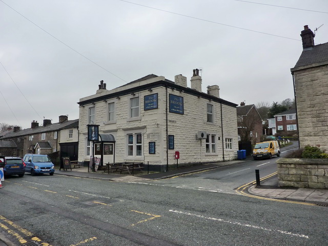 The Brook, Bolton Road West, Ramsbottom
