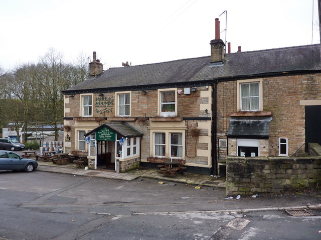 Hare & Hounds, Bolton Road West, Ramsbottom