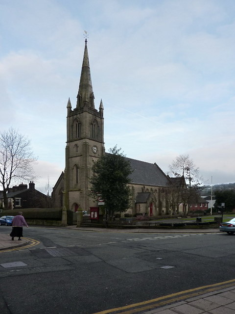 St Paul's Church, Ramsbottom