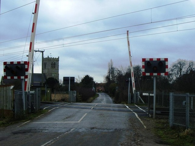 Level Crossing, South Muskham