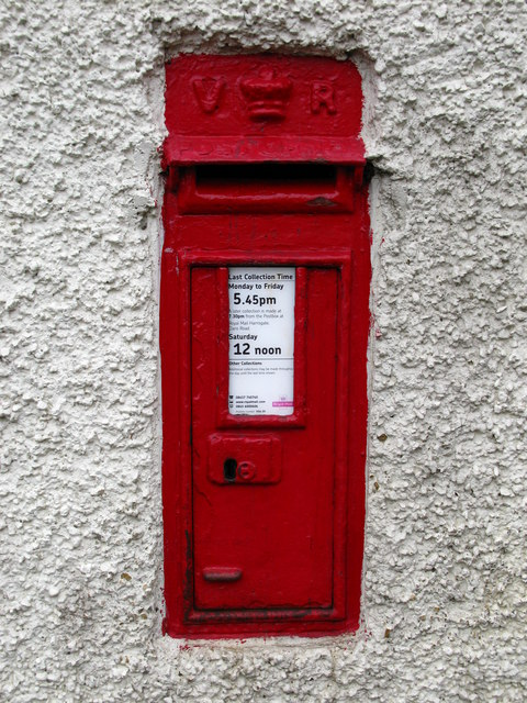 VR Postbox, Allhallowgate