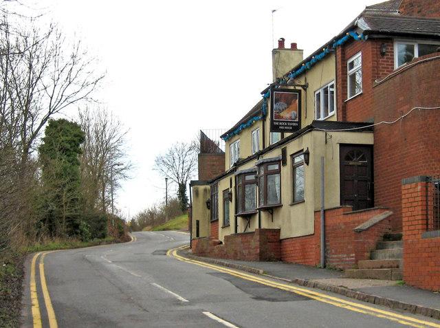 The Rock Tavern, Caunsall Road