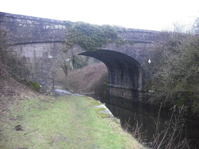 Bridge 141, Lancaster Canal