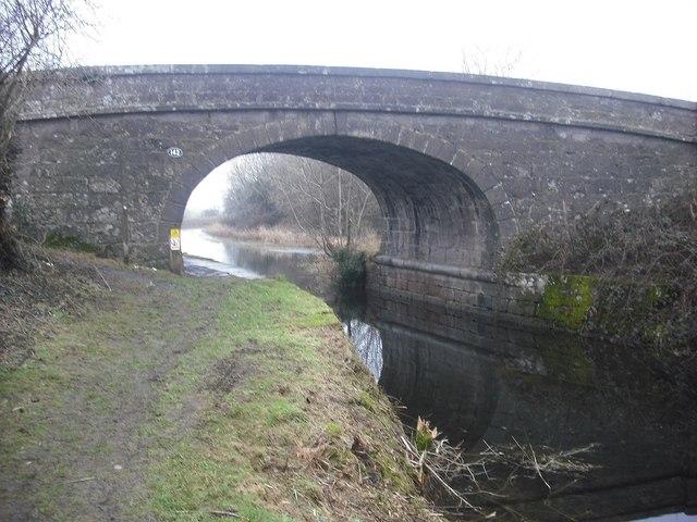 Bridge 142, Lancaster Canal