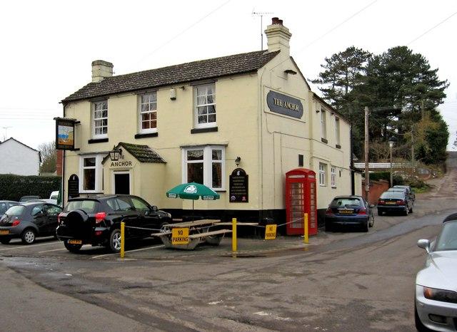 The Anchor Inn, Caunsall Road