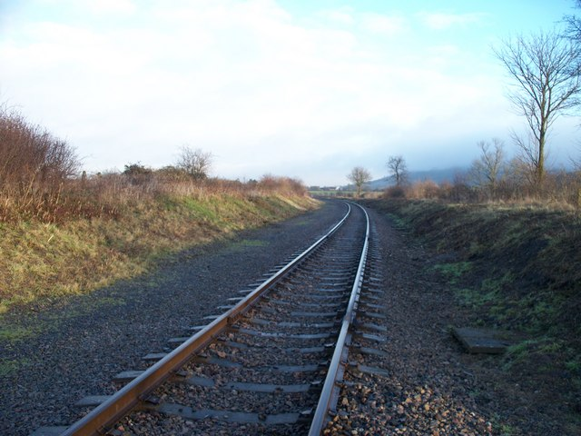 Looking north on the GWR