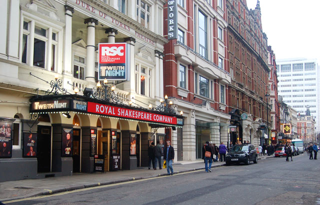 Duke of York's Theatre, St Martins Lane, WC2