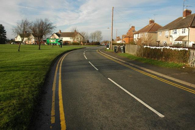 Bretforton Road, Honeybourne