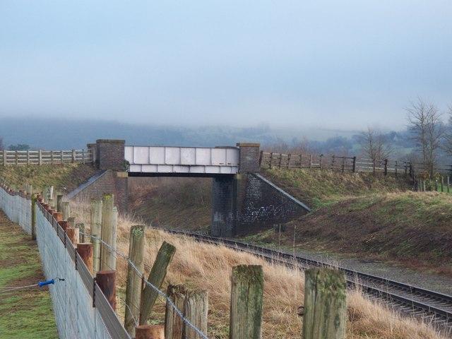 Southam Lane bridge