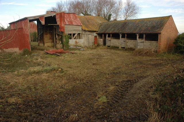 Allen's Barn, Bretforton