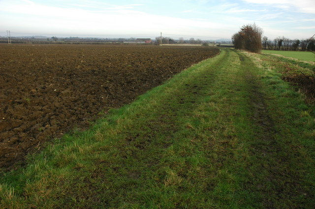 Bridleway to Honeybourne