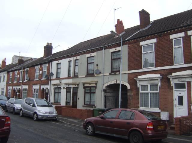 Private Housing - Ranelagh Road