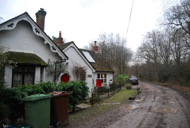 Louisa Lodge, Bedgebury Forest
