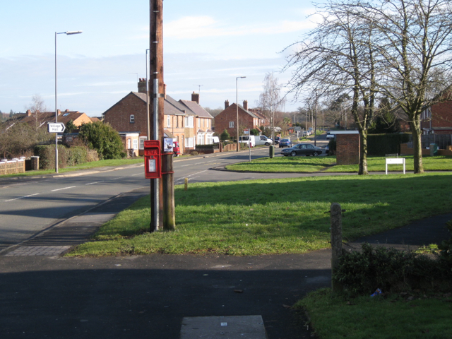 Rugby Road, Cubbington