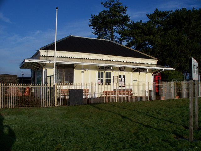 Racecourse station