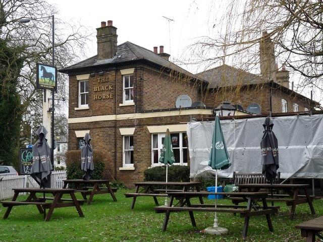 The Black Horse, Wood Street, Barnet