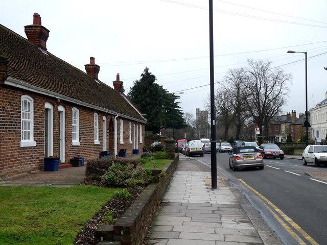 Wood Street, Barnet