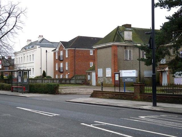 Marie Foster Centre, Wood Street, Barnet