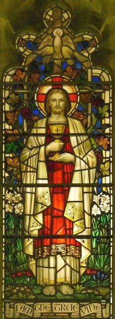 United Reformed Church, Wood Street, Barnet - Window