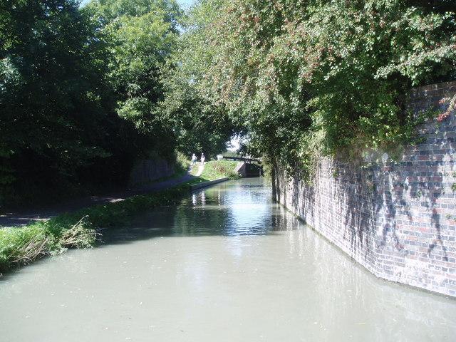 Kennet & Avon Canal, Crofton