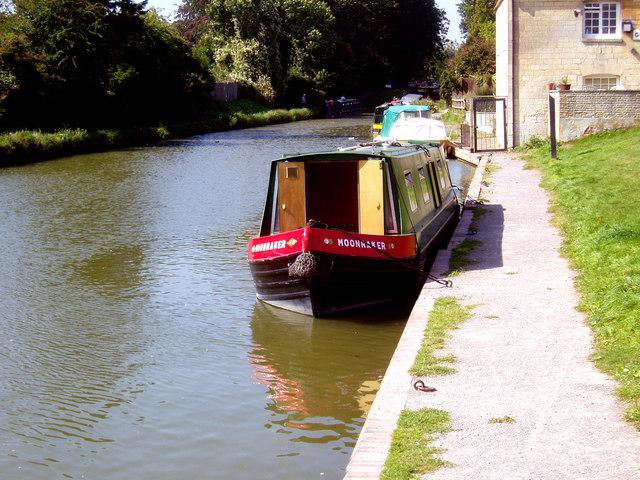 Kennet & Avon Canal, Hungerford Wharf