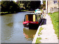 SU3368 : Kennet & Avon Canal, Hungerford Wharf by Dr Neil Clifton