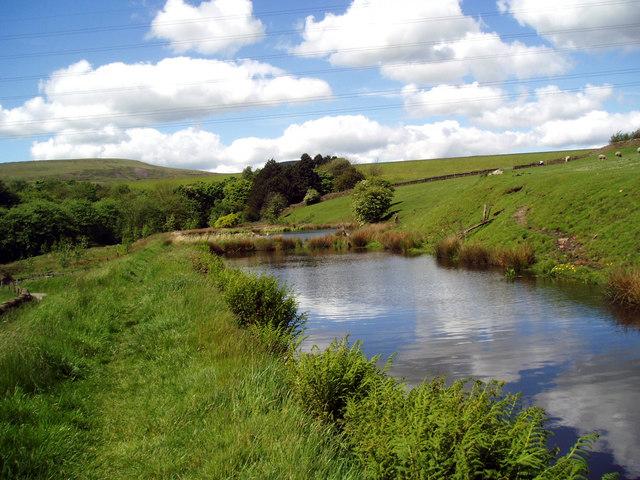 Wardle: old reservoir