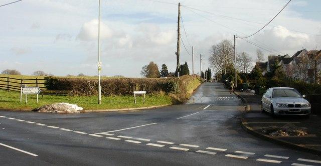 Sluvad Road, New Inn