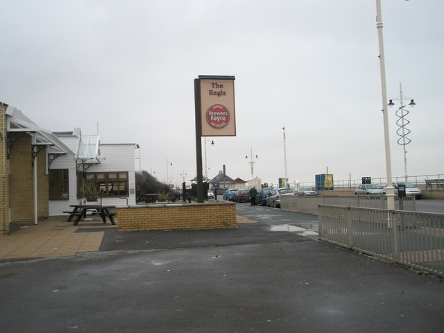 The Regis on Bognor Esplanade