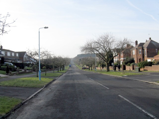 Tandle Hill Road
