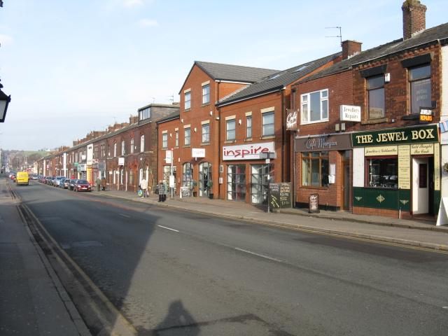 Royton - Rochdale Road