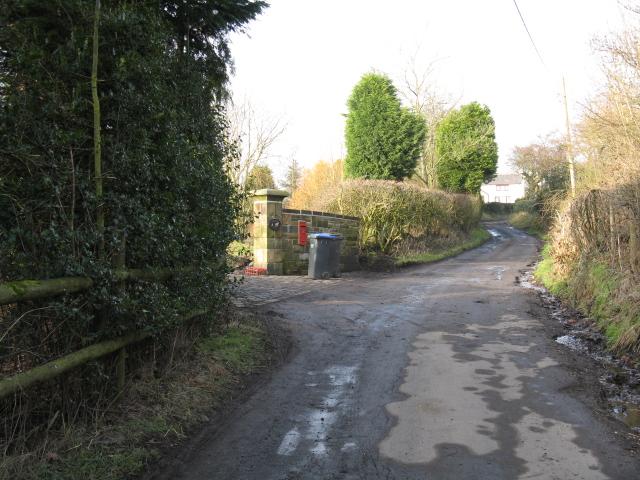 Cinder Hill Lane