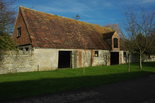 Barn at Wickhamford Manor