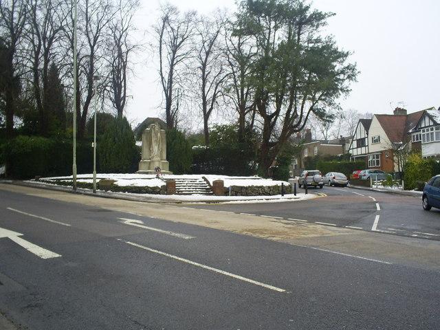 Bushey War Memorial