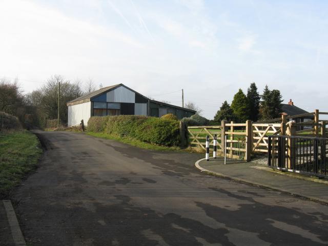 Farm At Chadderton Heights