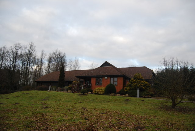 Forestry Commission Offices, Bedgebury Forest