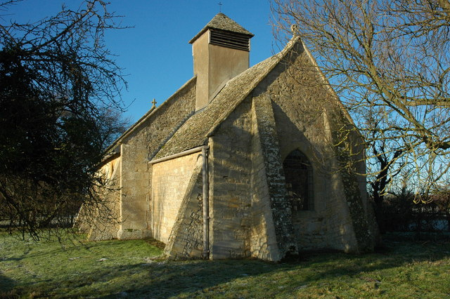 Little Washbourne Church