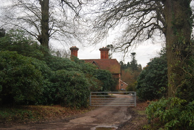 Park House, Bedgebury Forest