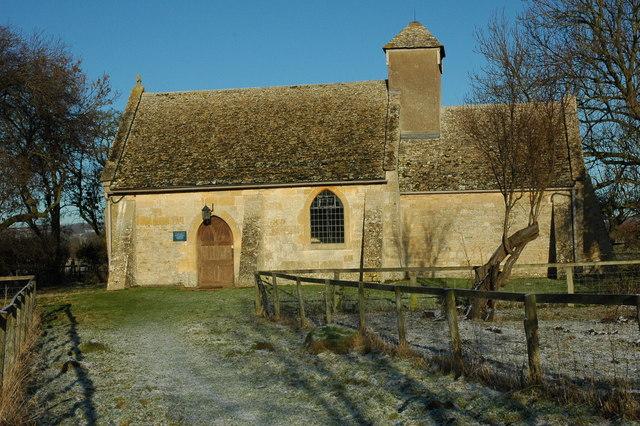 Little Washbourne Church