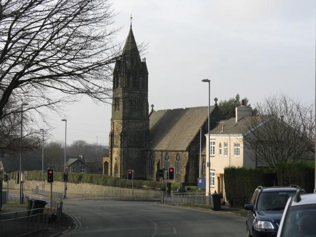 Chadderton - Parish Church Of St. Matthew