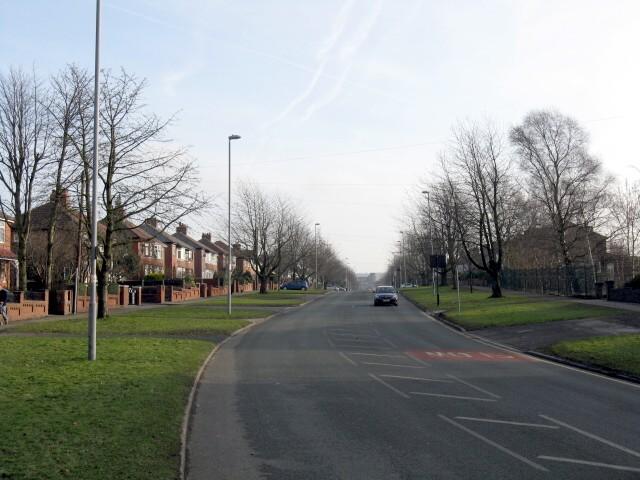 Chadderton Hall Road