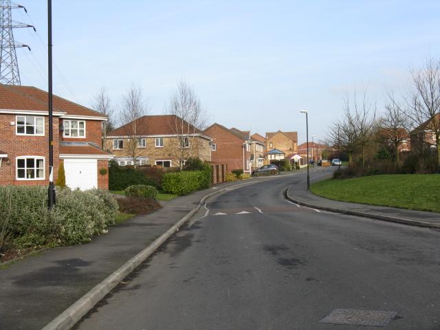 Chadderton - Nordens Road