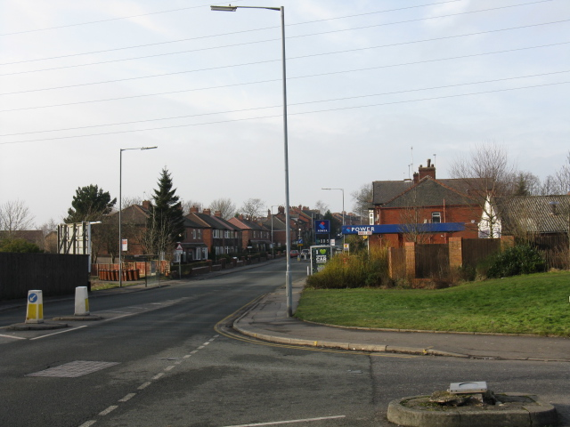 Chadderton - Middleton Road