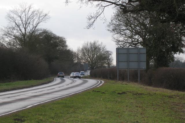 Leicester Lane A445