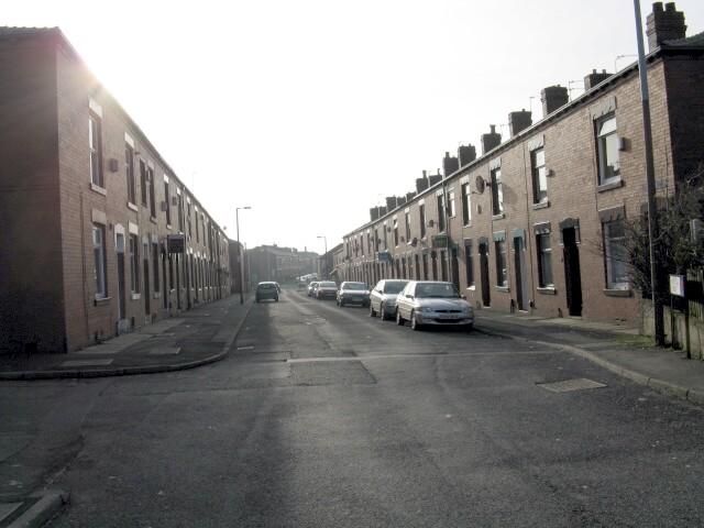 Chadderton - Faulkenhurst Street